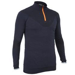 T-Shirt laine merinos homme ML 500