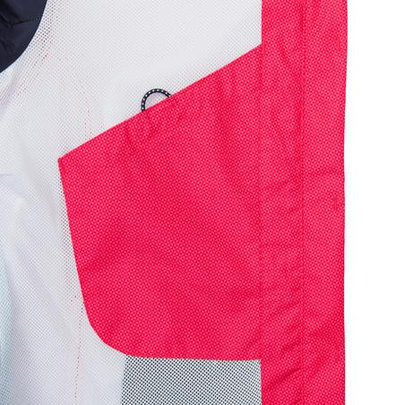 Veste imperméable de voile femme Voile 100 All over rose