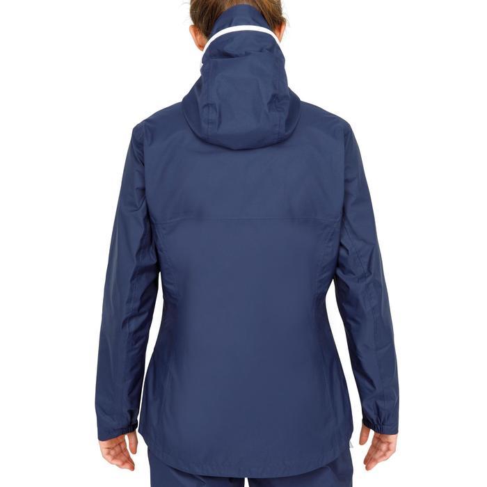 Waterdichte zeiljas voor dames Inshore 100 marineblauw