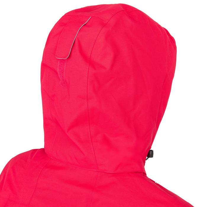 Segeljacke wasserdicht 100 Damen rosa