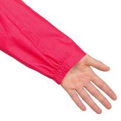 Waterdichte zeiljas dames Sailing 100 allover print roze