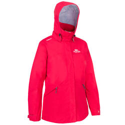 Sailing 300 Women's Waterproof Sailing Jacket - Pink
