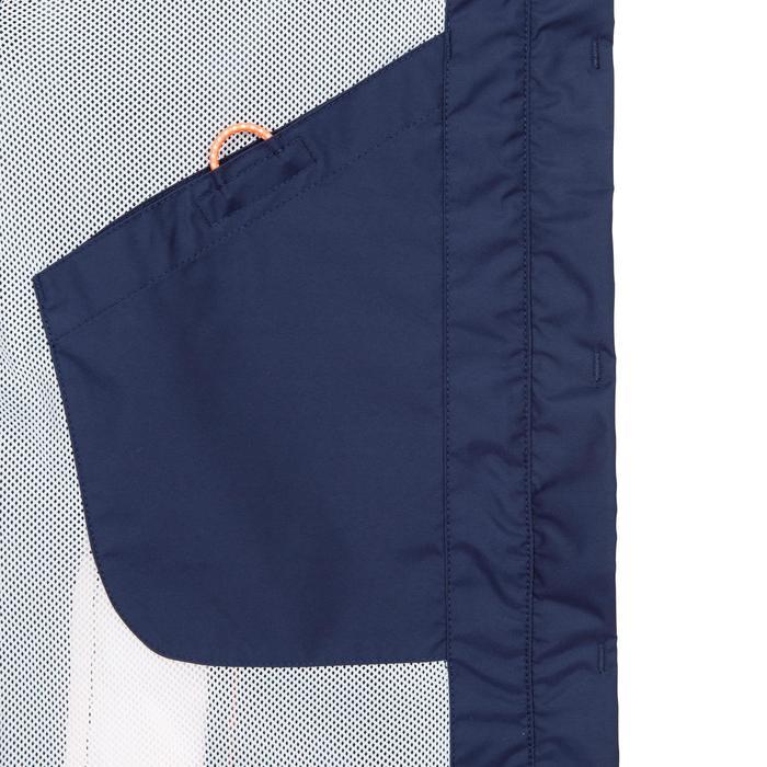Veste imperméable de voile femme SAILING 100 Navy