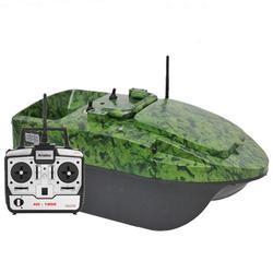 Voerboot voor karpervissen Start'R Forest camouflage