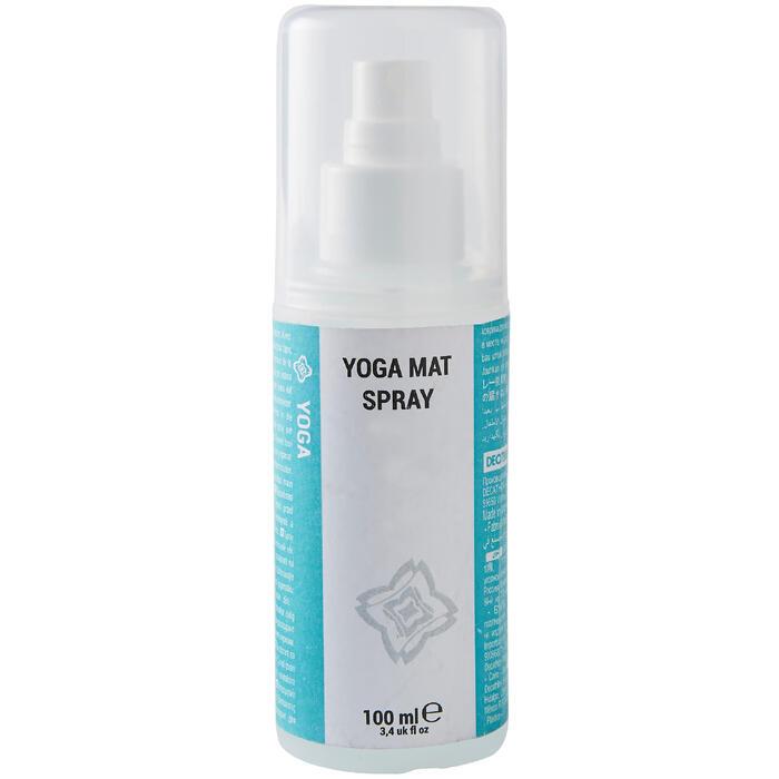 Yogamatten-Spray mit ätherischen Ölen
