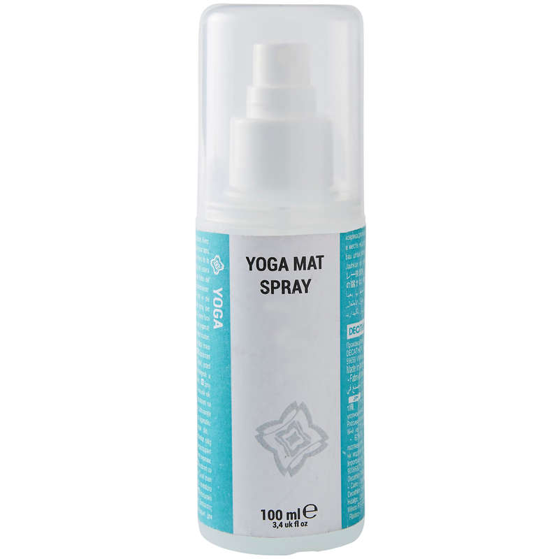 YOGA ACCESSORIES Yoga - Yoga Mat Spray DOMYOS - Yoga Equipment
