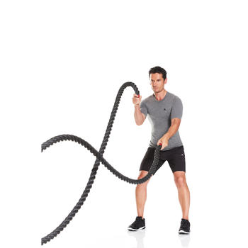Battle Rope voor crosstraining