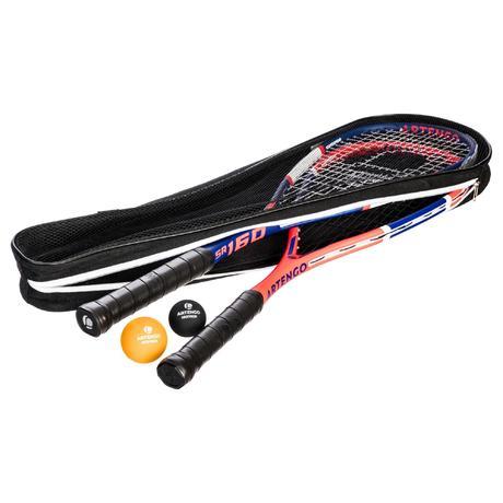 f632290c62 SR160 Family Squash Racket Set - 2 Rackets