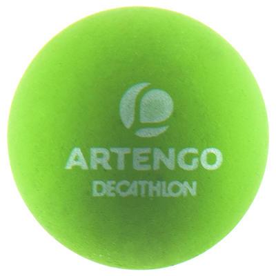 Balle de Squash ARTENGO SB 160 Verte Initiation
