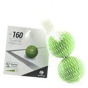 Zelena žoga za skvoš SB160 (2 žogi)