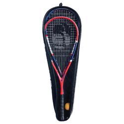 Squash-Set SR 160 Family inkl. 2 Schläger 2 Bälle und Schutzhülle