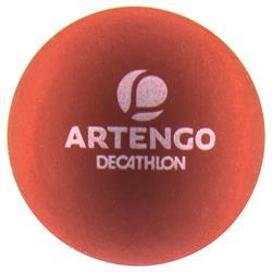 Balle de Squash SB 100 Rouge Initiation