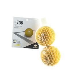 Squashbälle SB 130 Einsteiger orange