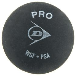 BALLE DE SQUASH BALL DUNLOP PRO Double Point Jaune