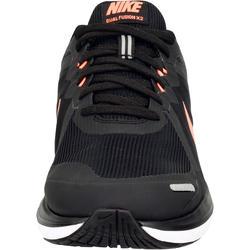 Hardloopschoenen Nike Dual Fusion zwart roze - 141795