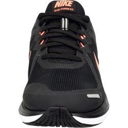 best service 569d0 fd6f6 Zapatillas de running mujer NIKE DUAL FUSION X2 negro