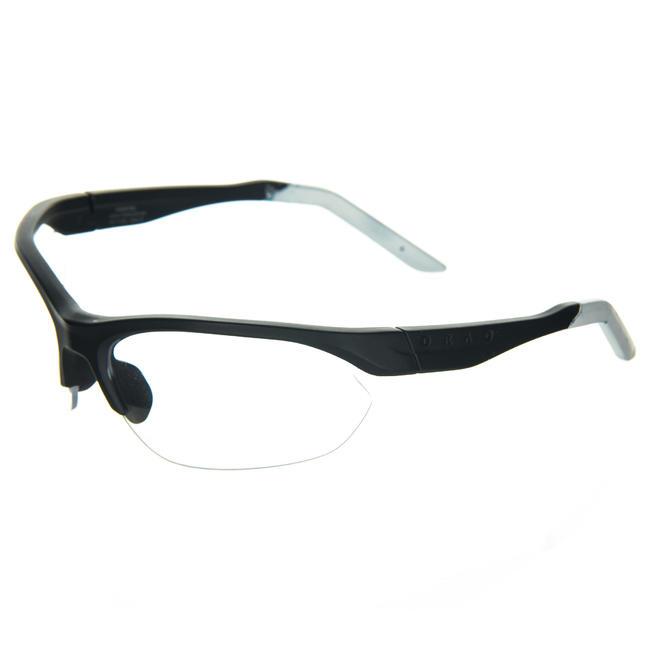 Wide Face Squash Glasses Size L