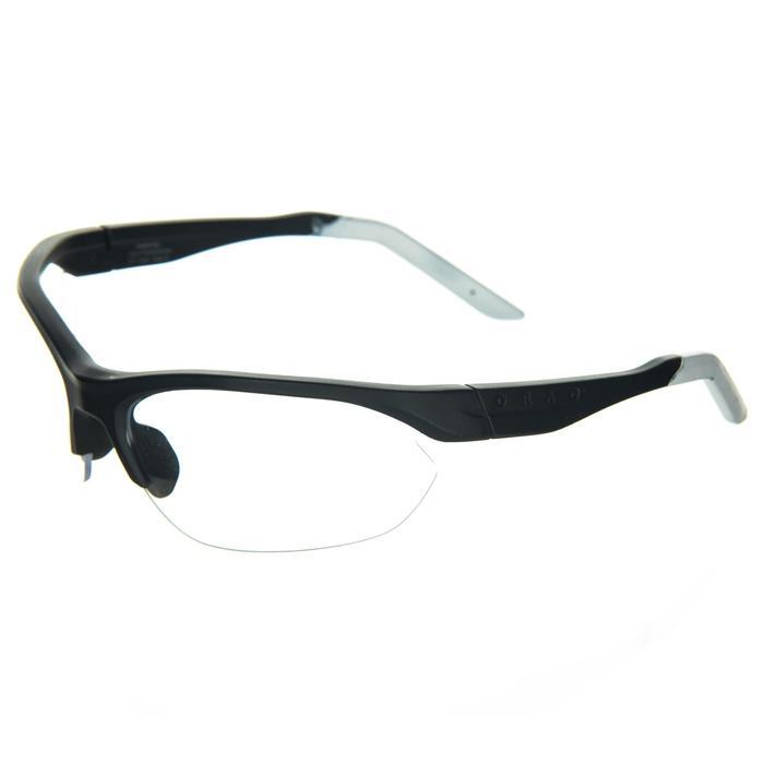 Squashbrille für große Kopfform Größe L Erwachsene