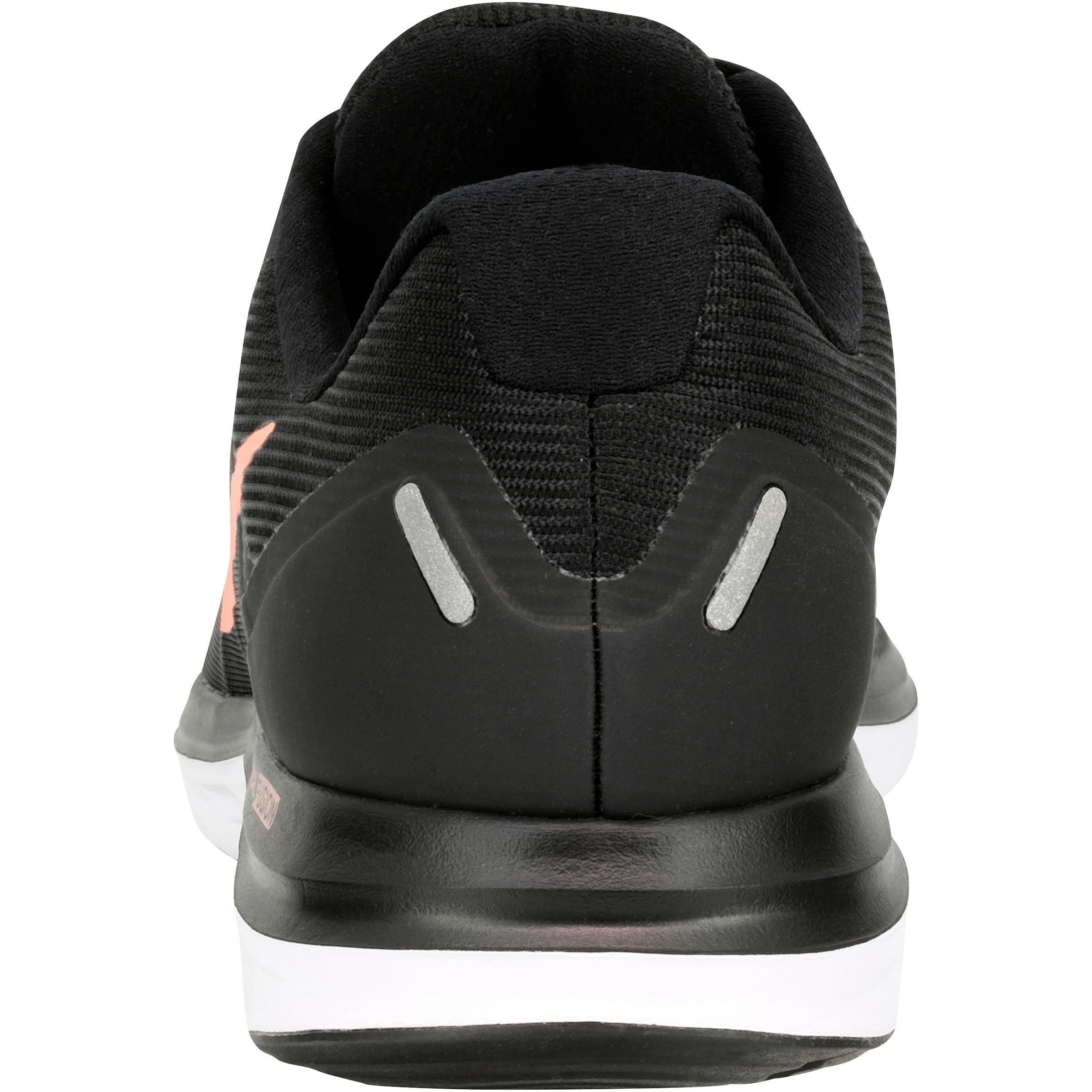 Jogging Pied Dual Chaussure X2 Femme Fusion De À Noir Course Nike wPk80XnO