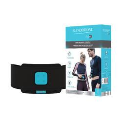 Cinturón abdominal de musculación ABS8 unisex SLENDERTONE