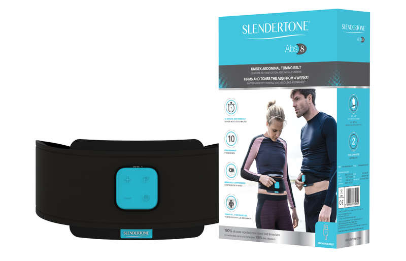 ELECTRICAL MUSCLE STIMULATORS Fitness and Gym - ABS8 Belt SLENDERTONE - Fitness and Gym