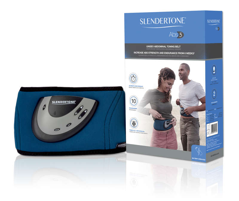 ELECTRICAL MUSCLE STIMULATORS Fitness and Gym - ABS 5 Belt SLENDERTONE - Fitness and Gym