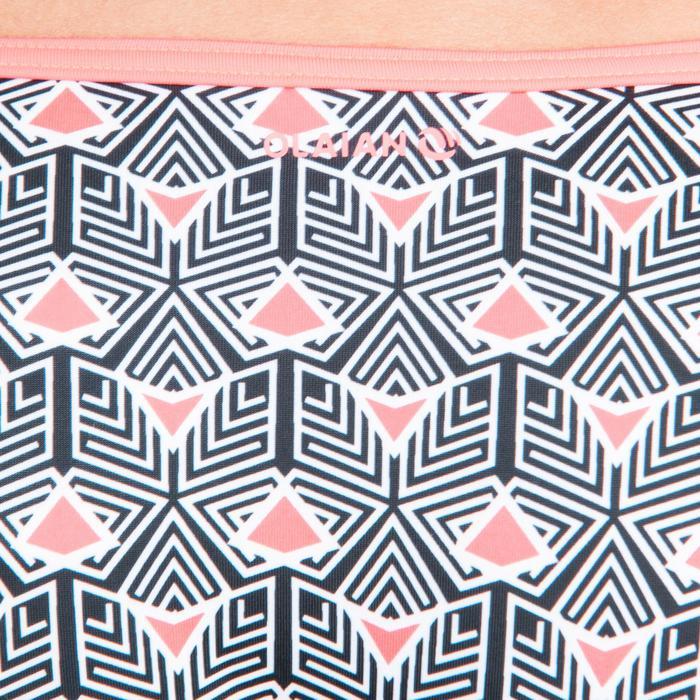 Dames bikinibroekje met striksluiting opzij voor surfen Sofy Dima