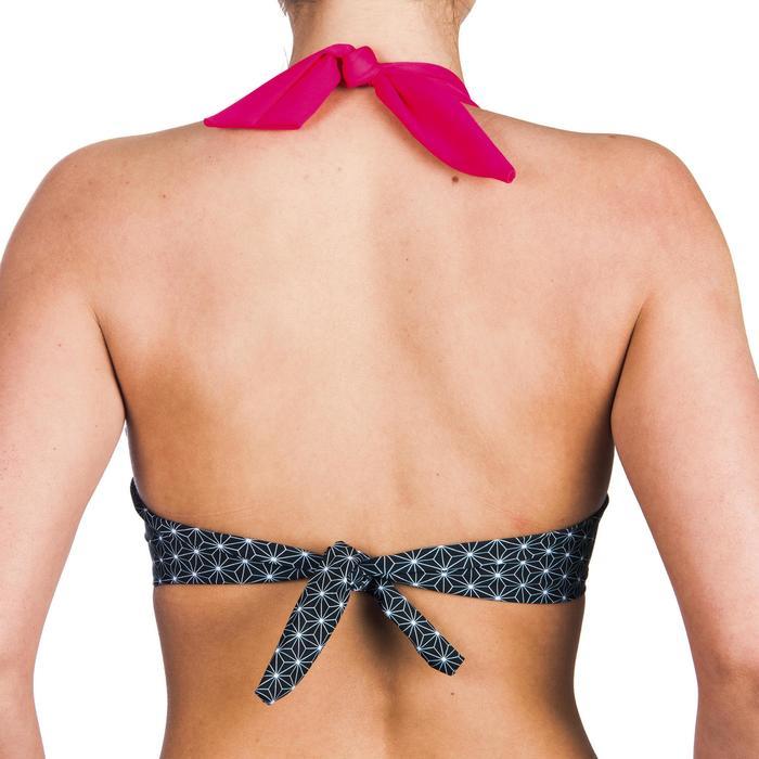Bikini-Oberteil Push Up Elena Mosaica angenähte Formschalen Damen