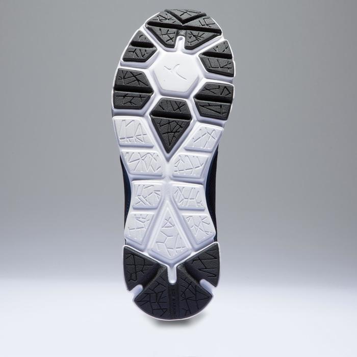 Chaussures fitness cardio-training 500 femme bleu et - 1418390