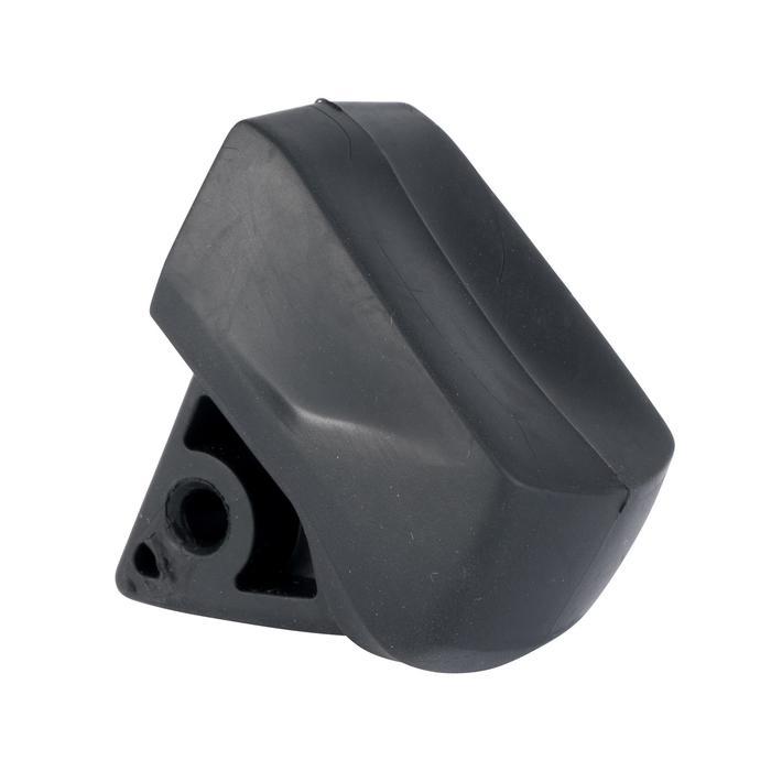Remblokje voor inlineskates Oxelo Fit 100/500 zwart