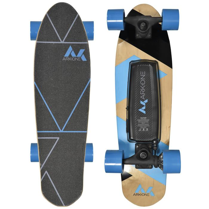 Skateboard Cruiser Electrique BLEEP