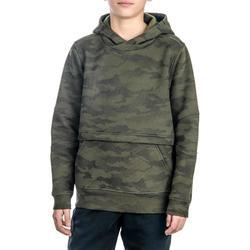 Jagd-Sweatshirt Kinder SG500 Camouflage