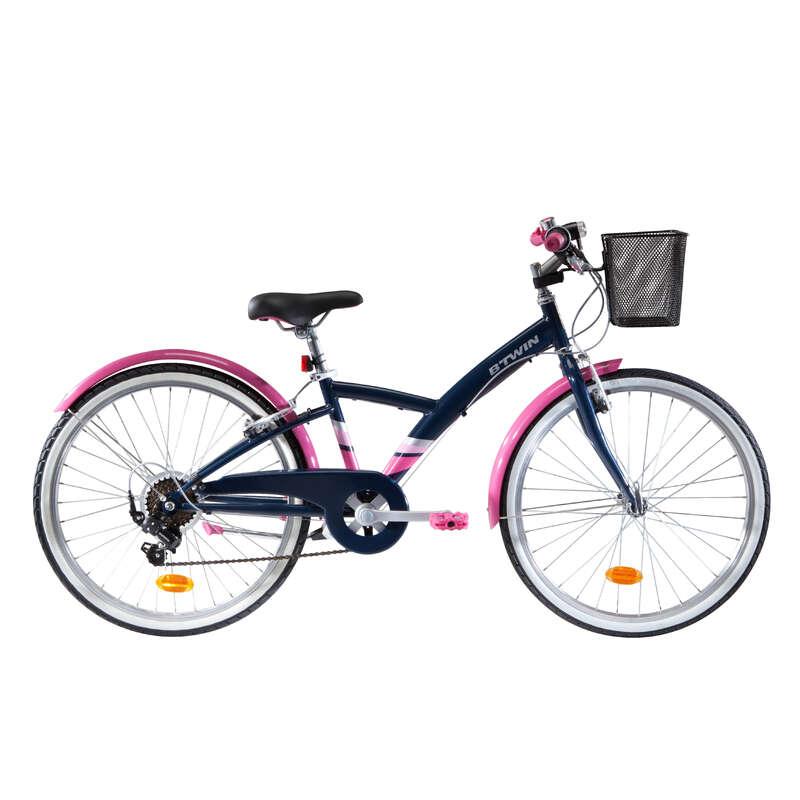 BICICLETE MTB COPII 6-12 ANI Ciclism - Bicicletă Polivalentă 500  BTWIN - Biciclete copii