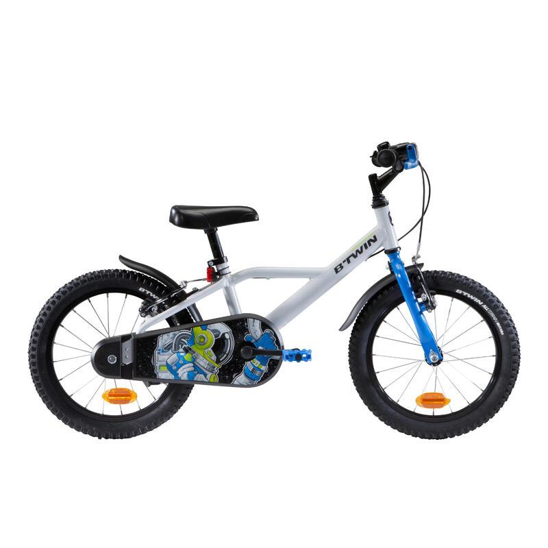 4.5 à 6 ans - Vélo 16 pouces