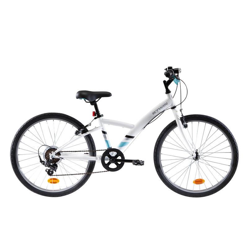 """Детский велосипед от 9 до 12 лет прогулочный 24"""" ORIGINAL 100"""