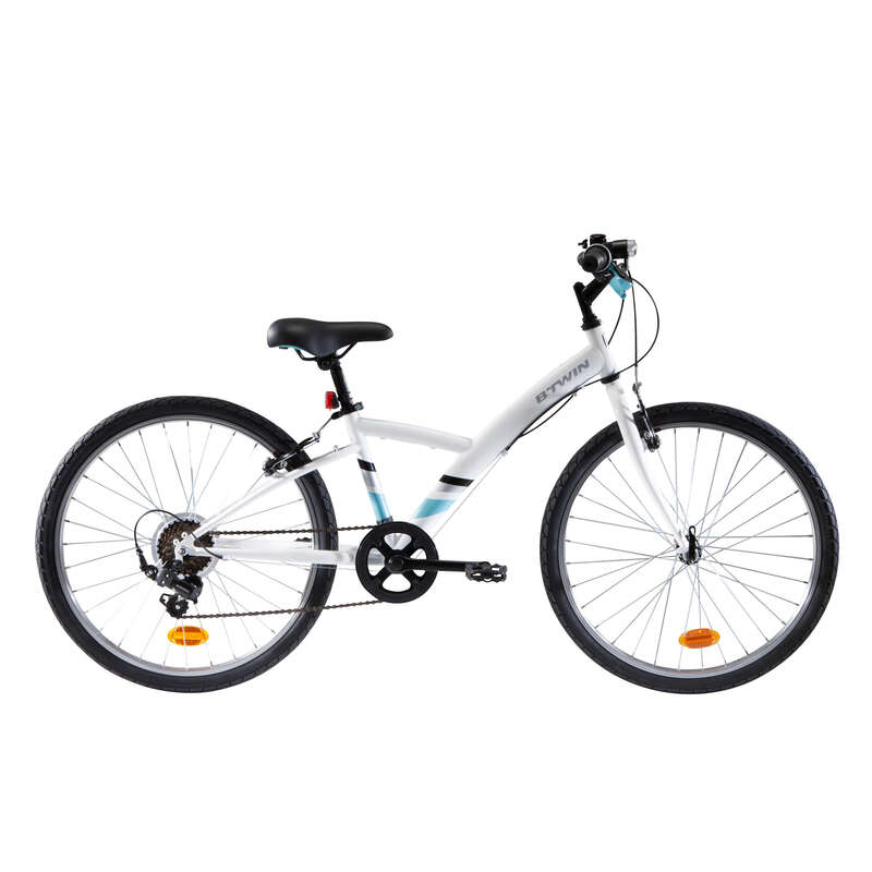 KIDS HYBRID BIKES 6-12 YEARS Cycling - Original 100 Hybrid Bike 9-12 BTWIN - Bikes