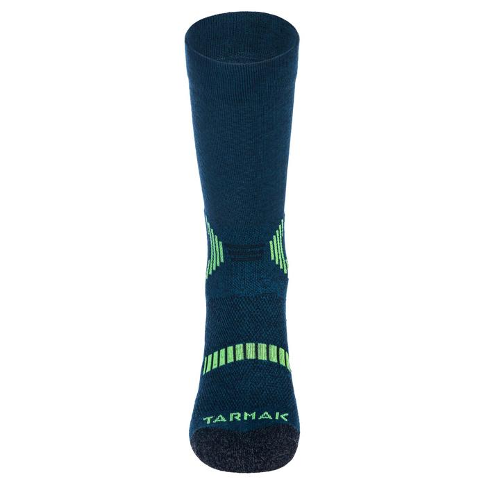 CHAUSSETTES BASKETBALL HOMME/FEMME JOUEUR CONFIRME MID 500 CHINE - 1418544