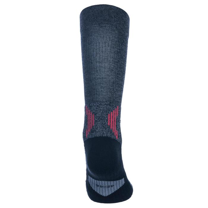 CHAUSSETTES BASKETBALL HOMME/FEMME JOUEUR CONFIRME MID 500 CHINE - 1418558