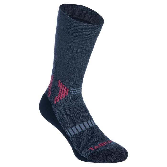 CHAUSSETTES BASKETBALL HOMME/FEMME JOUEUR CONFIRME MID 500 CHINE - 1418559