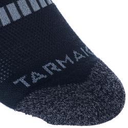 男/女款籃球中筒襪SO500(2雙入)-黑色