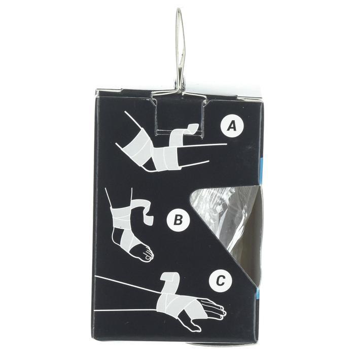 Bande de strap élastique 3cm x 2,5m blanche pour tous vos strapping de maintien.