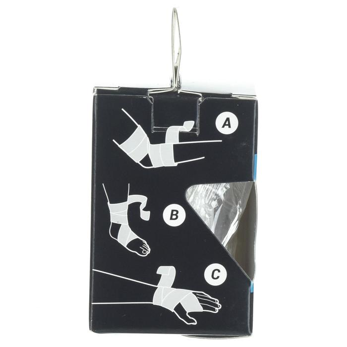 Elastisches Sporttape 3cmx2,5m Strapping weiß