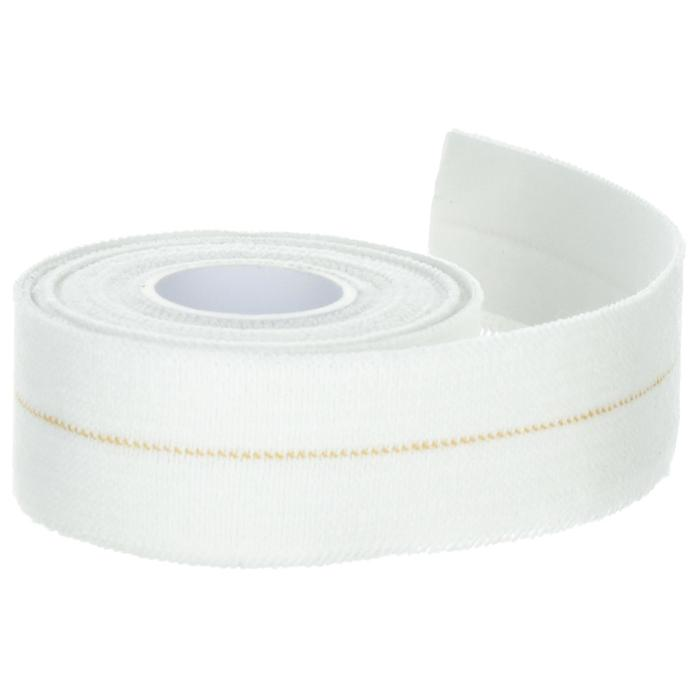 Bande de strap élastique 3cm x 2,5m blanche pour tous vos strapping de maintien. - 1418628