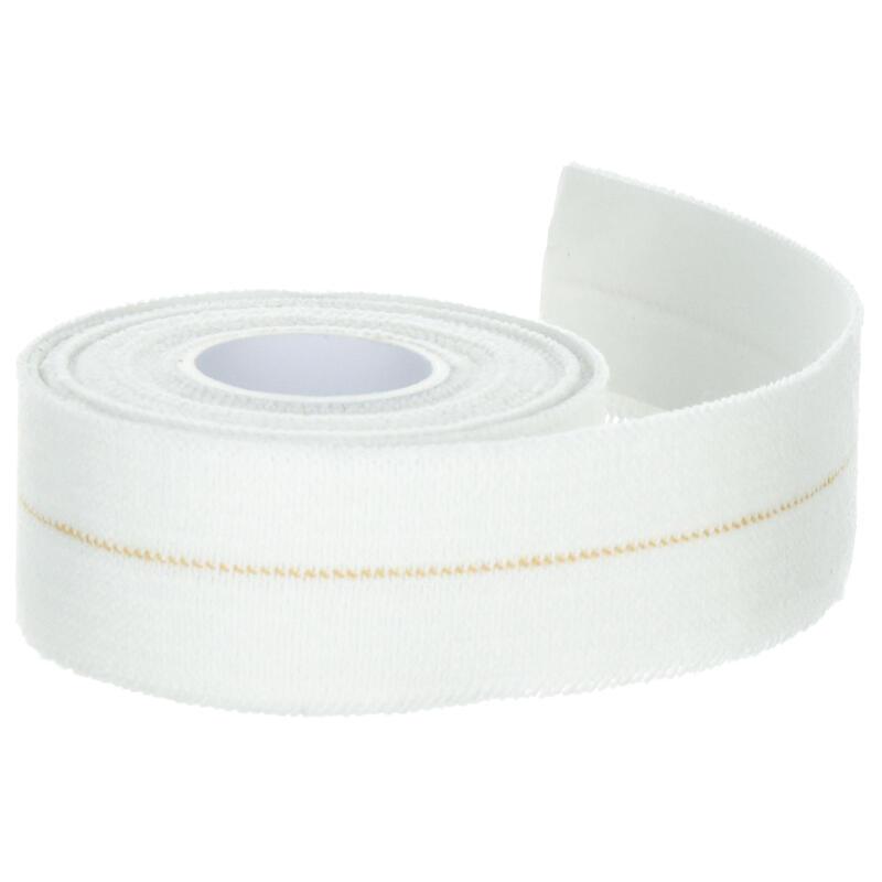 Fascia elastica adesiva 3cm x 2,5m bianca