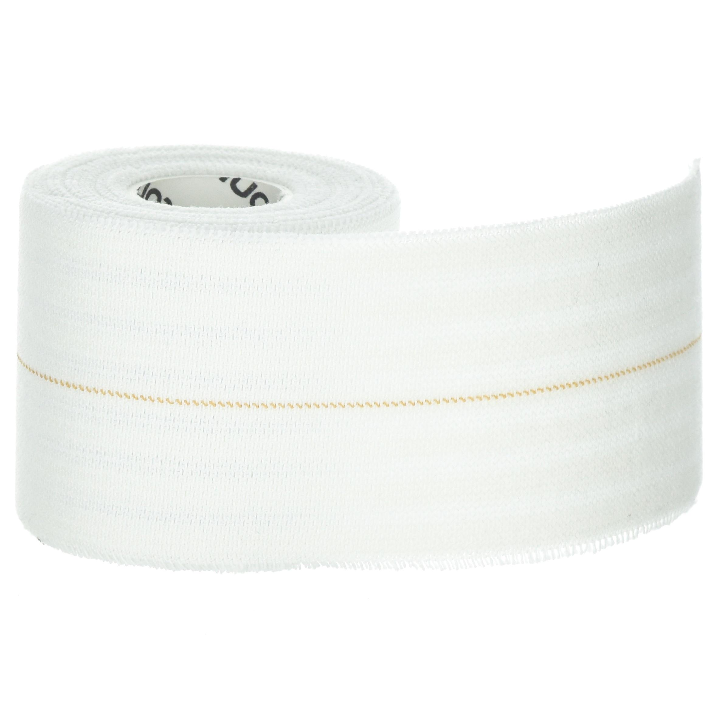 Elastisches Sporttape 6 cm נ2,5 m stützend weiß