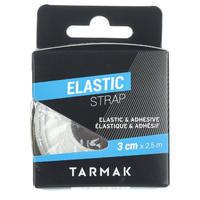 Elastic Support Strap 3 cm x 2.5 m - White