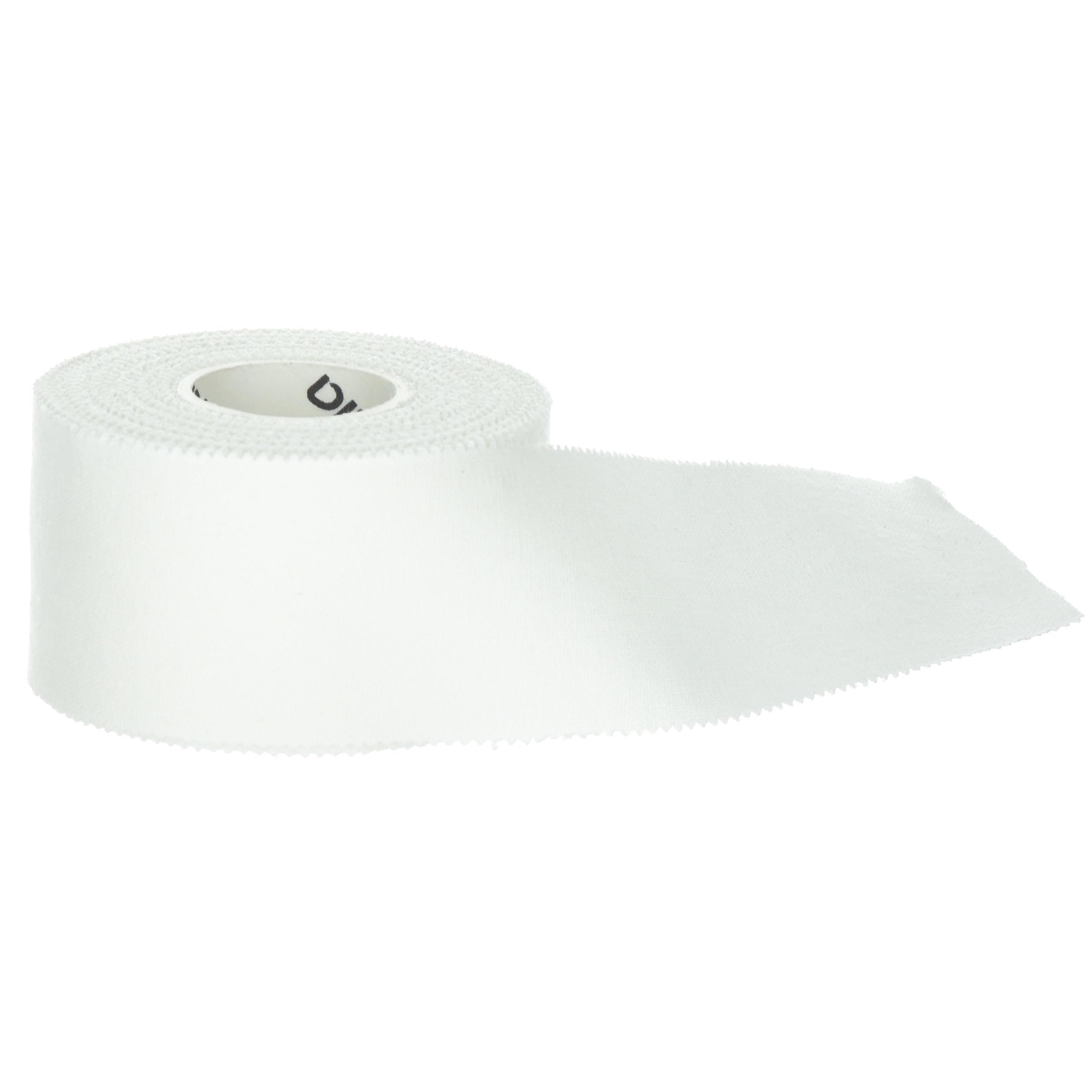 Bande rigide blanche pour tous vos bandages de maintien.