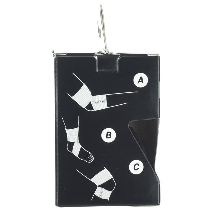 Elastisches Sporttape wiederverwendbar 6×90cm schwarz