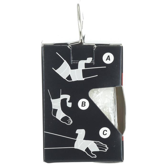 Unelastisches Sporttape Strapping weiß