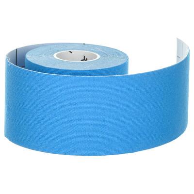 5 cm x 5 m Kinesiology Strap - Blue